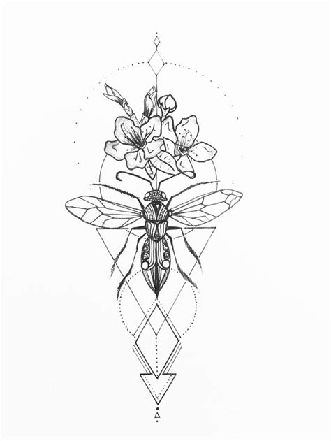 25 trending no line tattoos collection of 25 bee line design