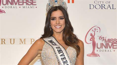 imagenes miss universo 2015 colombia la nueva miss universo 2014 la bella colombiana paulina