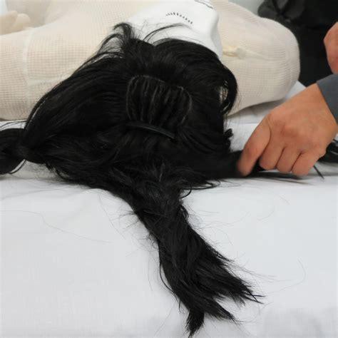prophet muhammad hair style how muslims wash bury their dead wfae
