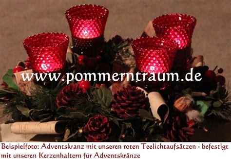 kerzenhalter stabkerzen adventskranz kerzenhalter f 252 r stabkerzen bzw teelichtaufs 228 tze f 252 r