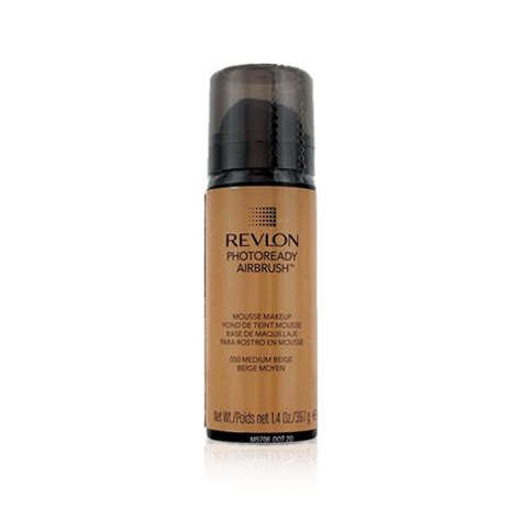 Revlon Photoready Airbrush revlon photoready airbrush mousse make up 050 medium beige