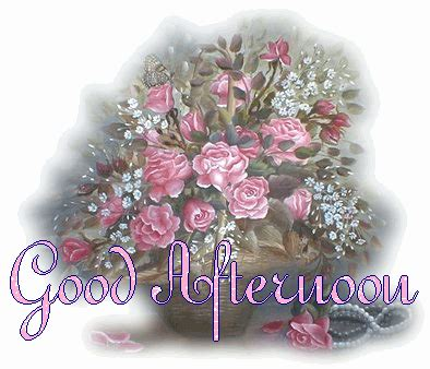 wishes good afternoon