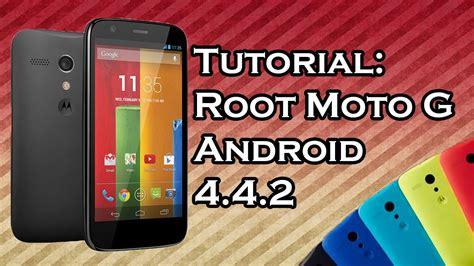 tutorial flash moto g videotutorial conseguir acceso root motorola moto g