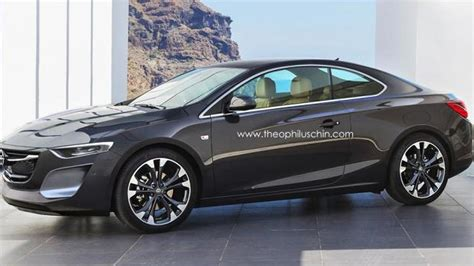 opel calibra 2016 opel calibra rendered inspired by cascada