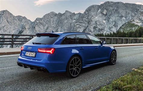 Audi Rs6 Special Edition by Nogaro Edition 695 Hp Special Version For Audi Rs6 Avant