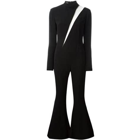 Versace Jumpsuit versace black jumpsuit for sale at 1stdibs