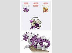 Pokemon Mashups | Pop Culture Monster Realistic Pokemon Fusions