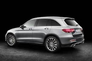 Difference Between Mercedes And Mercedes 2016 Mercedes Glc Vs 2016 Mercedes Gle What S