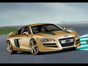 2008 abt audi r8 gold front angle 1280x960 wallpaper
