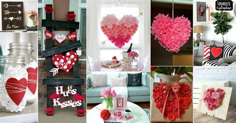 valentines home decor charming valentine s home decor that will brighten up your day