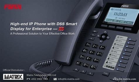 Fanvil X4 High End Enterprise Desktop Ip Phone Poe fanvil x5 ip phone with intelligent dss key mapping lcd display for enterprise application