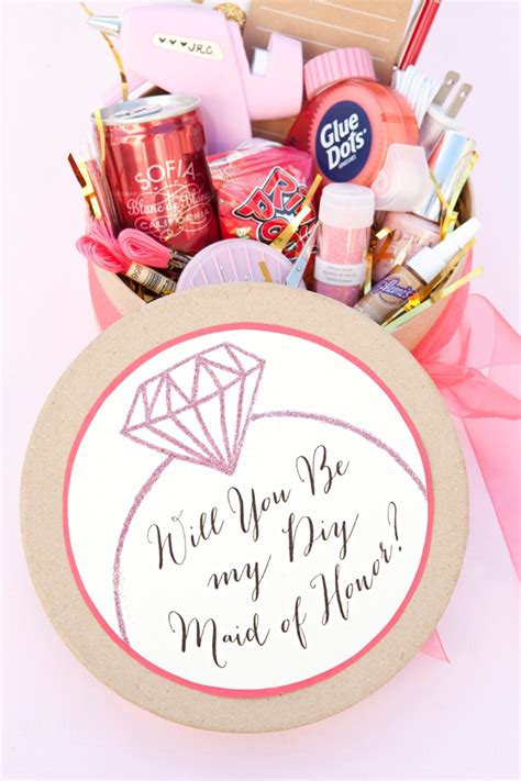 how to ask to be my check out this awesome quot will you be my diy bridesmaid quot
