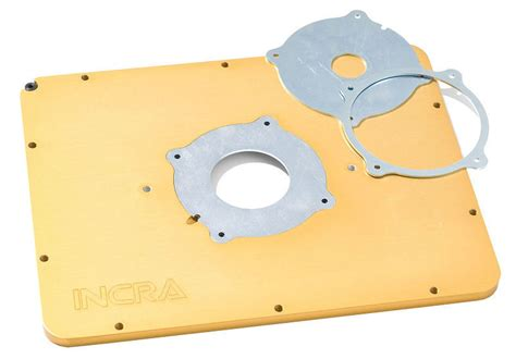 Router Table Plate by Incra Router Table Platform