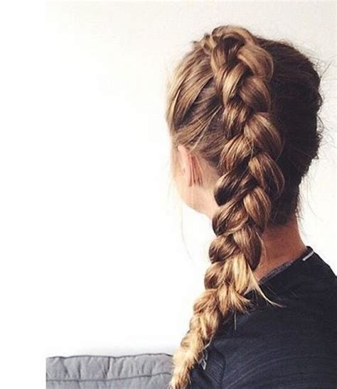 Easy Braided Hairstyles For School by 18 Trendy And Easy Hairstyles For School