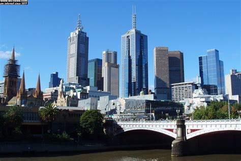 the city of melbourne australia is the most livable city