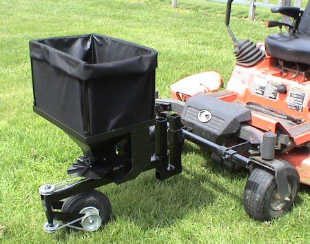 country  turn equipment broadcast spreaders