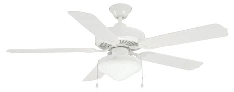 white fan with light selecting the right white ceiling fan light for you
