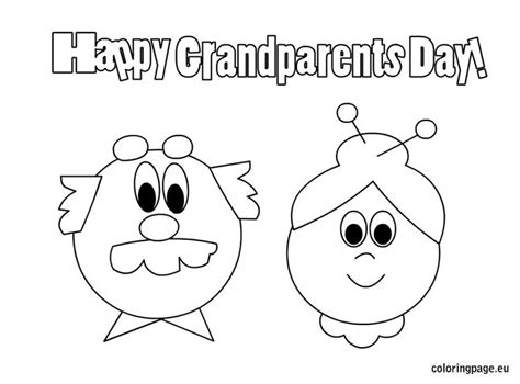 coloring page for grandparents day 12 grandparents day coloring page print color craft