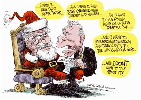 cagle cartoons inc sitnews political cartoonists december 07 2006