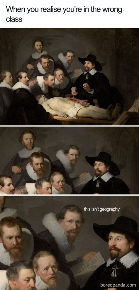 Art History Memes - 30 art history memes that prove nothing has changed in