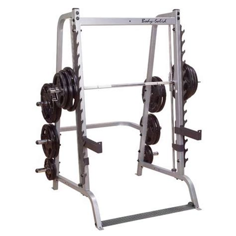 Powertec Weight Bench Body Solid Smith Machine Squat Racks Power Racks And