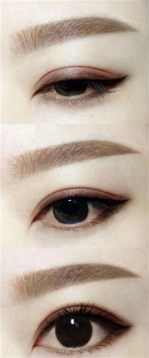 tutorial makeup ulzzang natural ulzzang makeup tutorial and hairstyles on pinterest