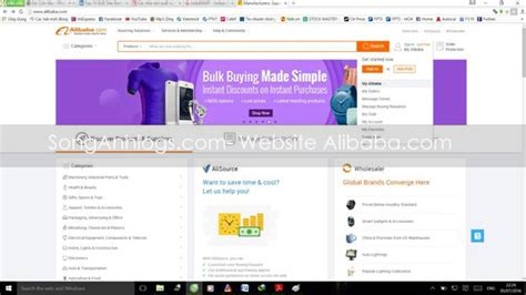 alibaba website website alibaba song 193 nh logistics
