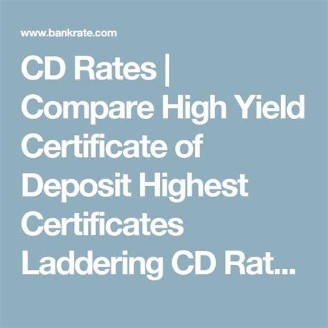 best cd interest rates best 25 certificate of deposit ideas on cd