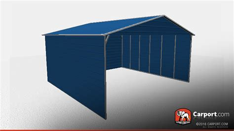 30 X 30 Metal Carport 30 x 30 boxed eave commercial steel carport commercial carports