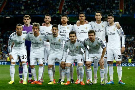 Squad Elreal el real madrid el equipo presente y futuro