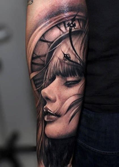 tattoo eye lady mais 16 tatuagens 3d que v 227 o impressionar voc 234 mega curioso