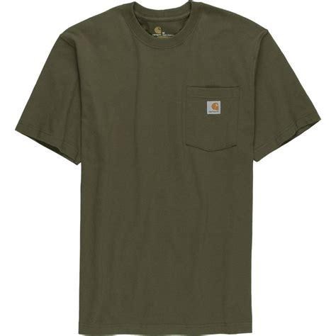 t shirt carhartt logo carhartt workwear pocket t shirt s backcountry