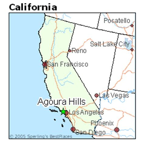 best places to live in agoura california
