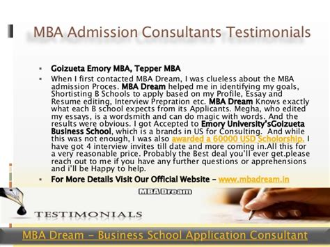 Emory Mba Consulting Hires By Firm by Best Mba Admission Consultants For Top B School With Gmat