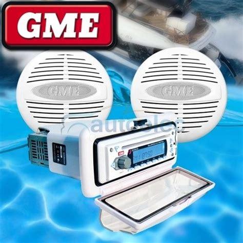 boat fm radio gme boat marine radio am fm radio cd mp3 ipod dvd