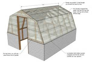 barn greenhouse white barn greenhouse diy projects