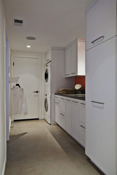 Narrow Laundry Narrow Laundry Room Design Ideas