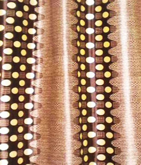 geometric pattern eyelet curtains jbg home store beautiful brown geometric pattern eyelet