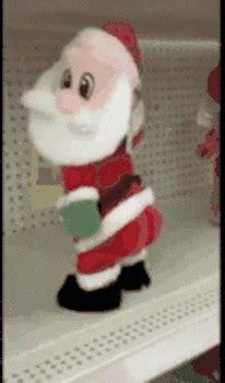 christmas twerk gifs find share  giphy