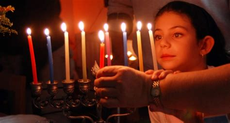 shabbat candles story mass official delivers hanukkah jaw dropper jesus is the reason for the season