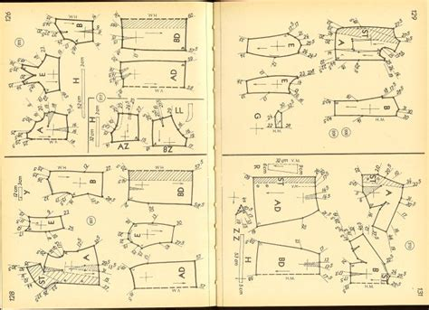 dot pattern system sewing lutterloh pattern system vintage fashion guild forums