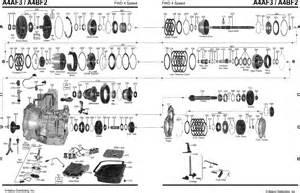 mitsubishi hyundai transmission illustrations