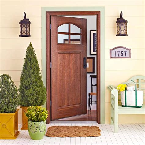 Door Entryway four inspiring front entry ideas