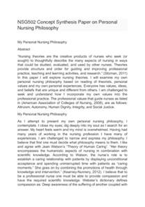 Philosophy Of Nursing Essay by College Essays College Application Essays Personal Philosophy Of Nursing Essay