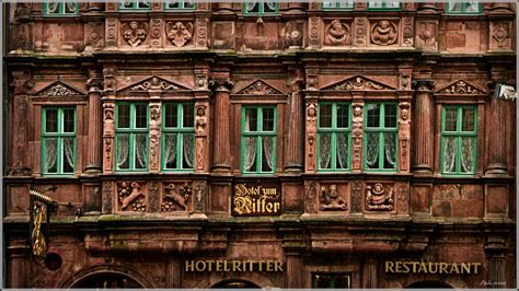 hotel zum ritter heidelberg germany photo  sunsurfer