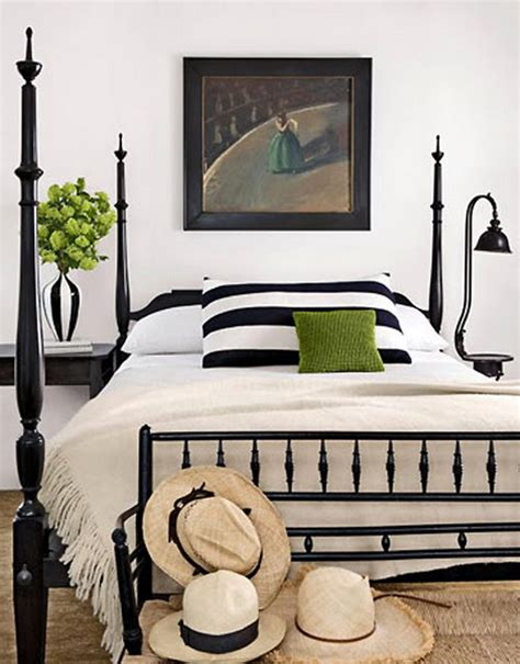 Black And White Bedroom Ideas | 19 creative inspiring traditional black and white