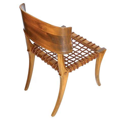 klismos chair pr 1961 klismos chairs robsjohn gibbings saridis athens