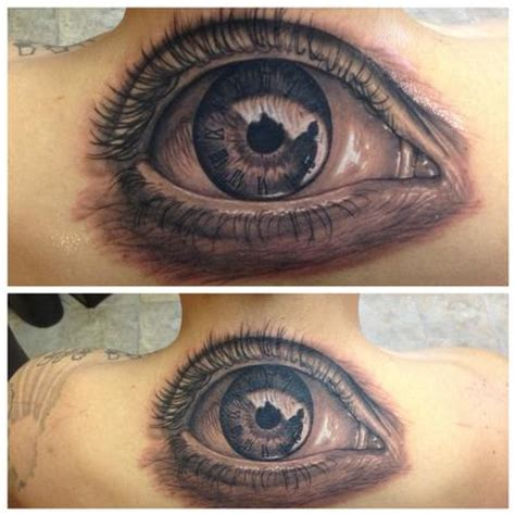 tattoo eye black and grey 35 unique eye tattoos