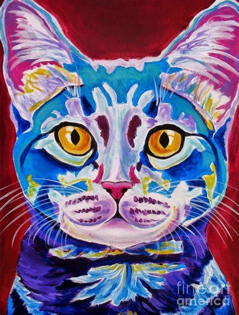 imagenes artisticas de gatos cuadros modernos pinturas y dibujos tres pintores que