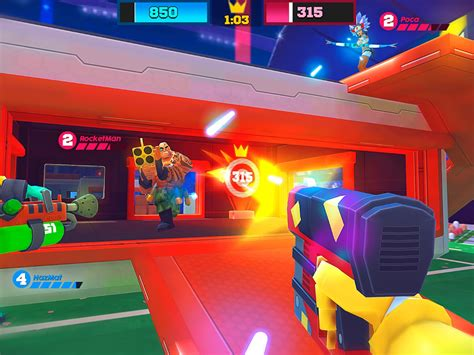 frag pro shooter mod apk  unlimited money